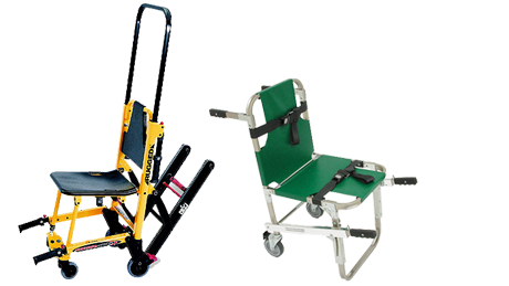 EMS Evacuation Stair Chairs